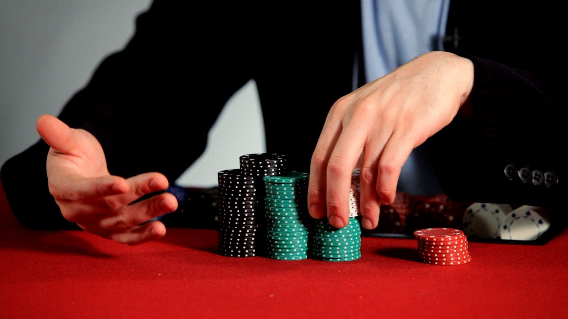 What is the necessity to find an online casino to gamble?